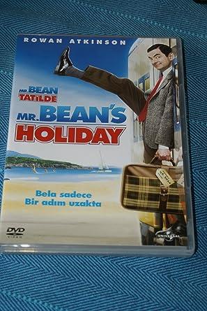 Amazon Com Mr Bean S Holiday 2007 Region 2 Pal Dvd English 5 1 Italian 5 1 German 5 1 Portugese 5 1 Rowan Atkinson Movies Tv