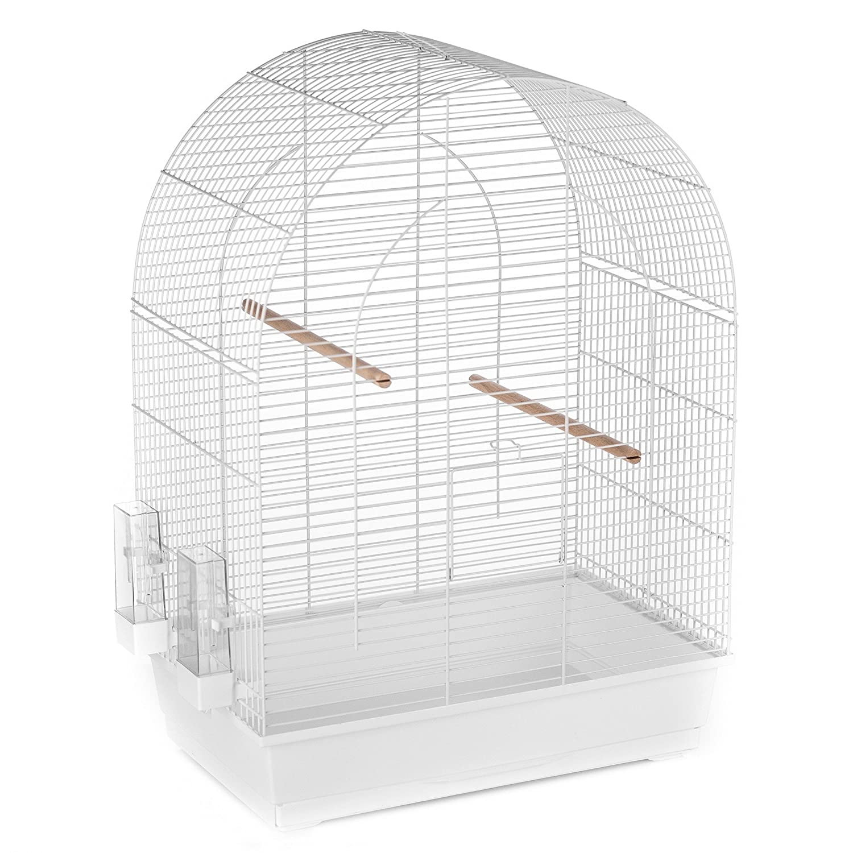 DUVO + Lusi 3 Jaula para pájaro: Amazon.es: Productos para mascotas