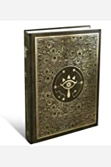 The Legend of Zelda: Breath of the Wild Deluxe Edition: The Complete Official Guide Hardcover