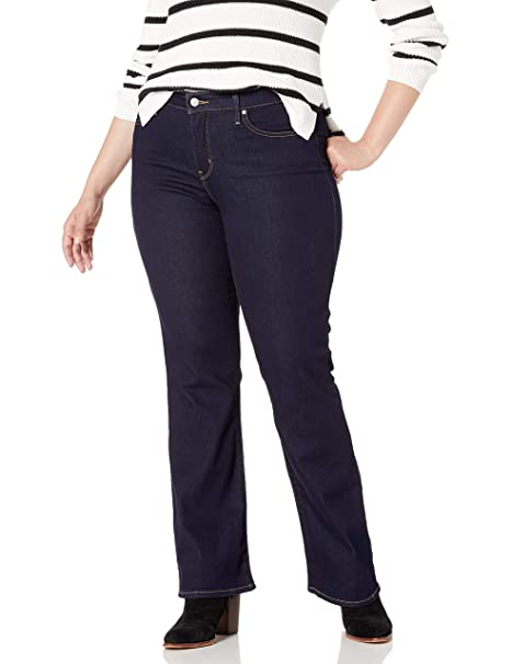 great look high fashion unbeatable price Levi's Women's Plus-Size 315 Shaping Bootcut Jean