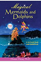 Magical Mermaids and Dolphin Oracle Cards: A 44-Card Deck and Guidebook Cards