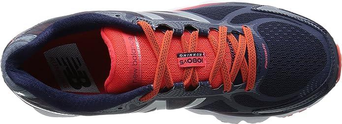 New Balance M1080 D V5 - Zapatillas de Running para Hombre, Color Naranja, Talla 49 EU: Amazon.es: Zapatos y complementos