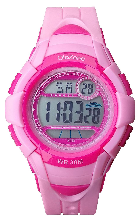 Best Girls\' Wrist Watches & User Reviews: Kids Digital Watch ...