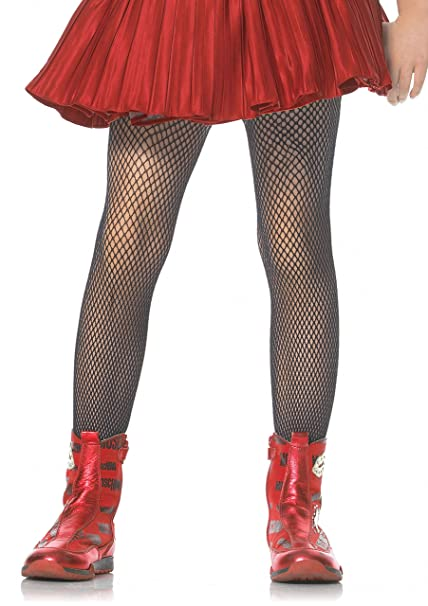 541056fb54316 Amazon.com : Leg Avenue Girls Fishnet Tights : Clothing