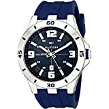 Tommy Hilfiger Men's 1791062 Stainless Steel...