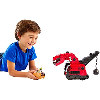 Dinotrux Reptool Control Ty Rux: Toys & Games