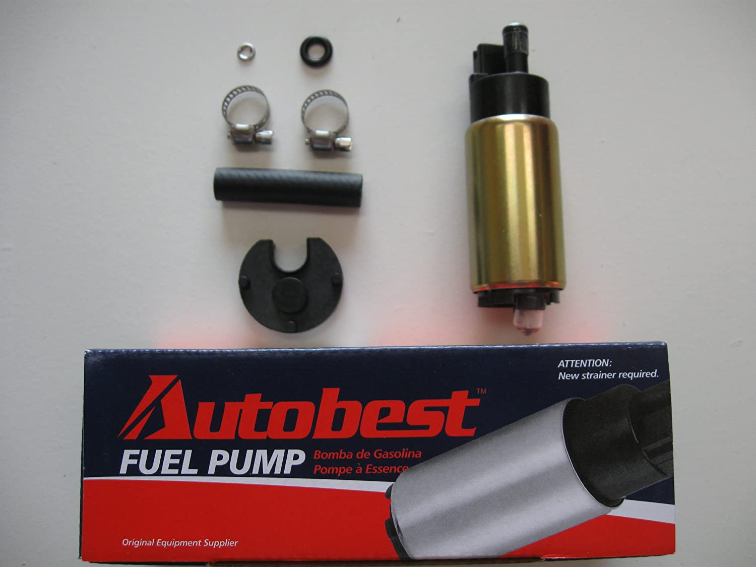 Autobest F4230 In Tank Electric Fuel Pump Automotive Do You Have To Replace The Filter On A 2004 Mazda 6