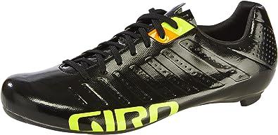 Giro Empire SLX - Zapatillas ciclismo carretera para hombre - amarillo/negro 2016: Amazon.es: Deportes y aire libre