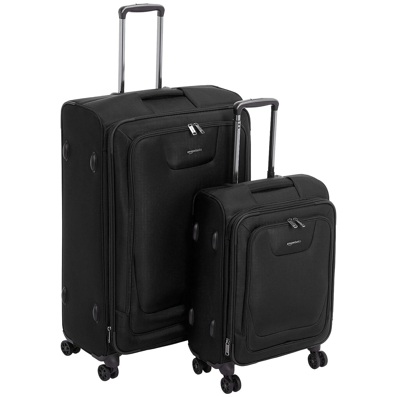 Amazon.com: AmazonBasics - Maleta con candado TSA), YMX06-5 ...