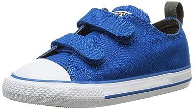 847653bbd59f4 Converse Chuck Taylor All Star 2V Infant Larkspur Textile 2 UK Child ...