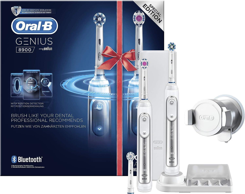 Oral-B Genius 8900 - Cepillo de dientes eléctrico, con Tecnología ...