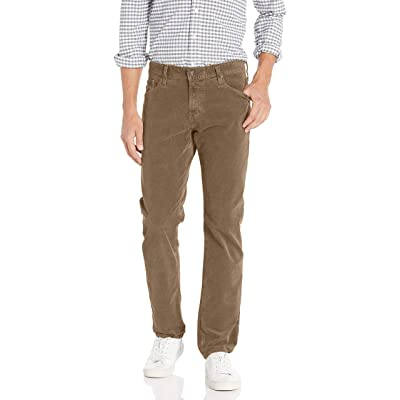 AG Adriano Goldschmied Men's The Graduate Tailored Leg Corduroy Pant: Clothing