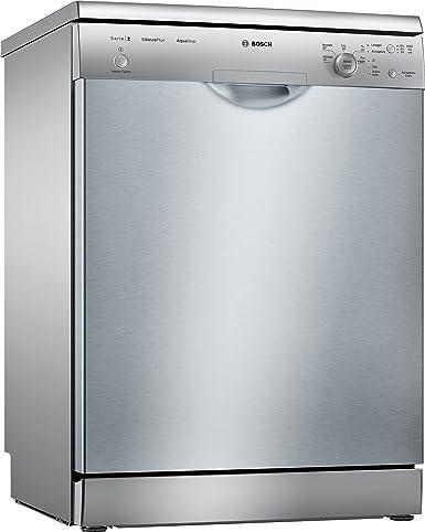 Bosch Serie 2 SMS25AI01J lavavajilla Independiente 12 cubiertos A ...