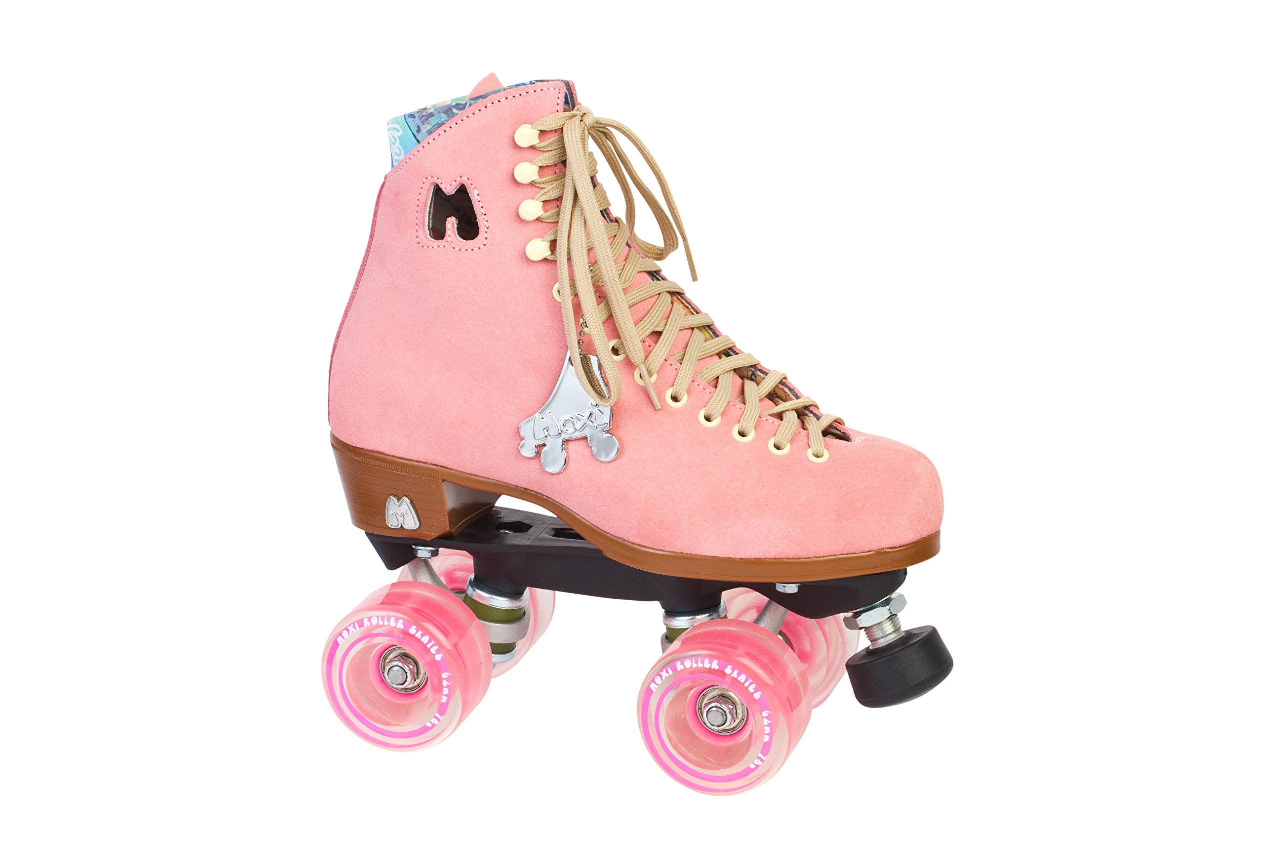Moxi Roller Skates Lolly Roller Skates,Pink,9