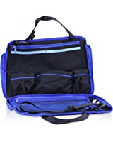 Portable Car Organizer, Car Seat Protector, All-In-One / Back Seat Organizer Keeps Your Car Neat, Tidy and Organized