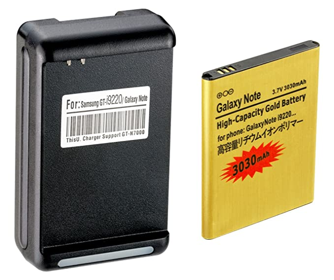 Amazon.com: 1 3030mAh Batería de Remplazo de Alta Capacidad ...
