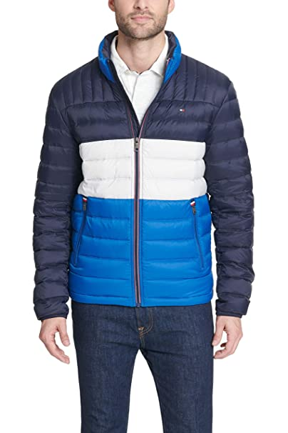 Tommy Hilfiger Mens Ultra Loft Packable Puffer Jacket