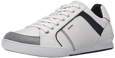 47 EU Geox Chaussures U KRISTOF Geox  Boxfresh Tonpe Geox Chaussures U KRISTOF Geox  Basses Femme - Gris - Gris hb5xcU