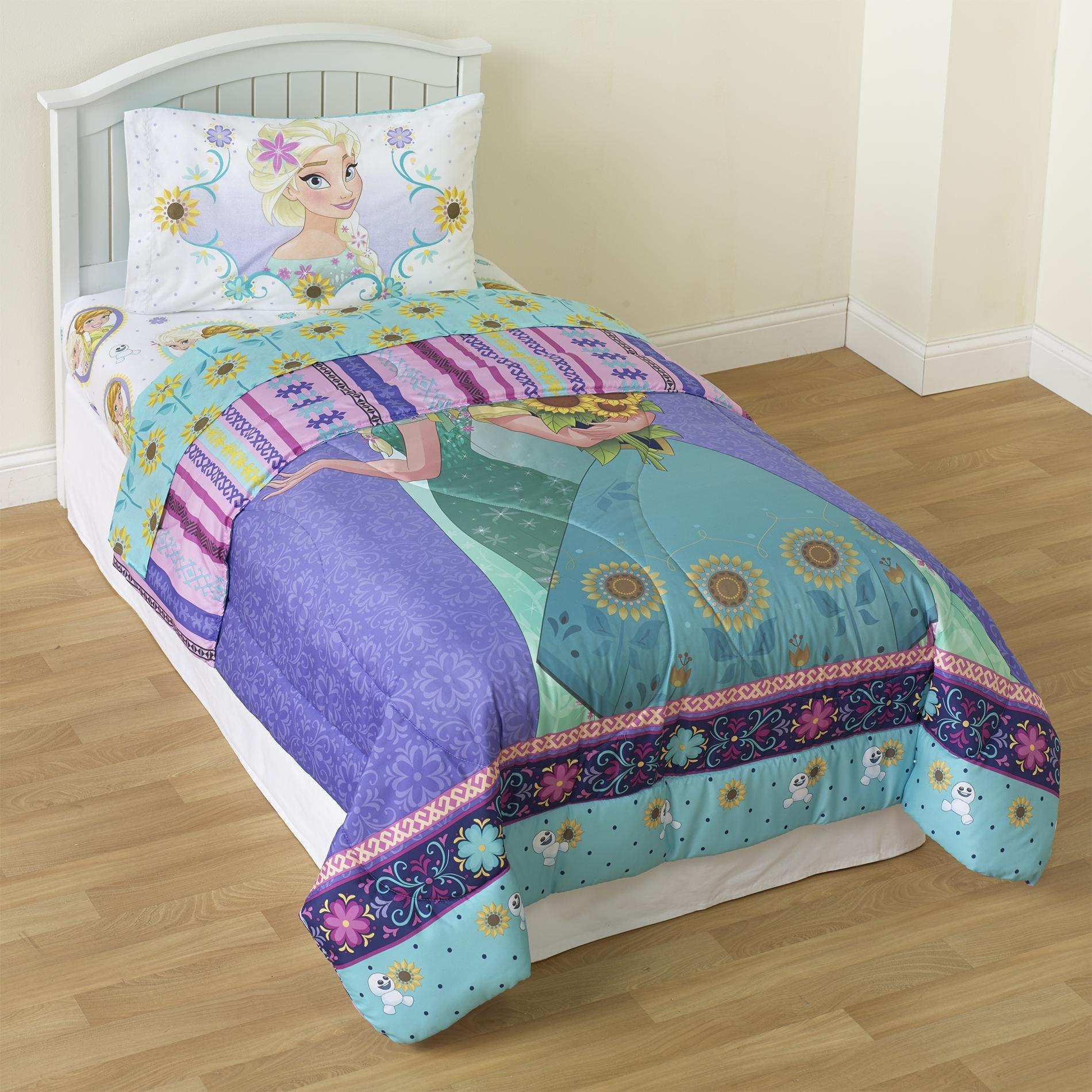 New Frozen Fever Comforter