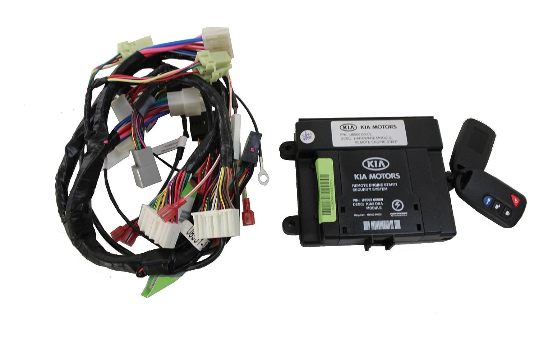 Genuine Kia Accessories U8560 1d000 Remote Start For 2007 Rondo Wiring Diagram Automotive