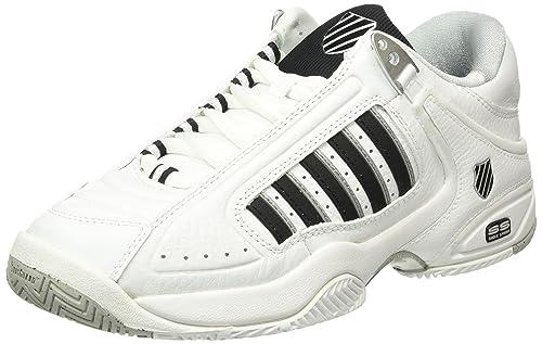 K-Swiss DEFIER RS amazon-shoes bianco Scarpe da tennis De Descuento En Italia Sitios Web De Salida 2018 Unisex Para La Venta Venta Fiable Costo De Descuento FvwG0TUPu