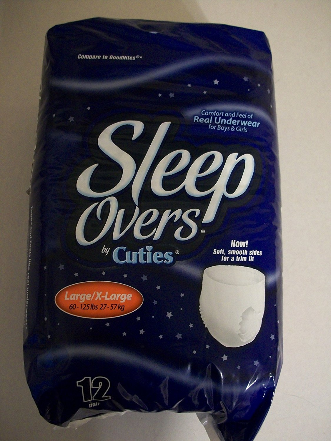 Sleep Overs,Youth Pants,Large / X-Large 60- 125 lbs