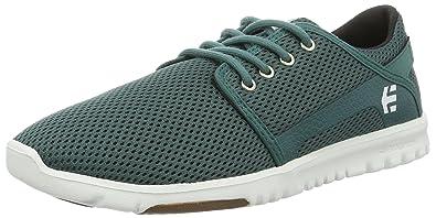 Scout, Sneakers Basses Homme - Vert - Grün (Teal)Etnies