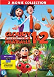 Cloudy With A Chance Of Meatballs 1-2