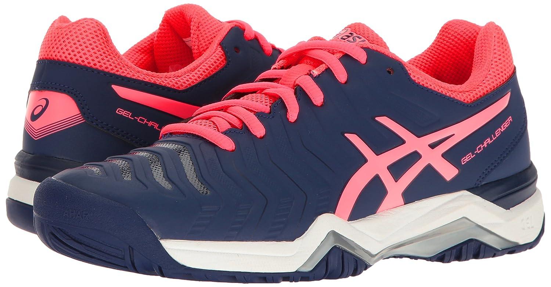 1f2a750c ASICS Women's Gel-Challenger 11 Tennis Shoe Indigo Blue/Diva Pink ...