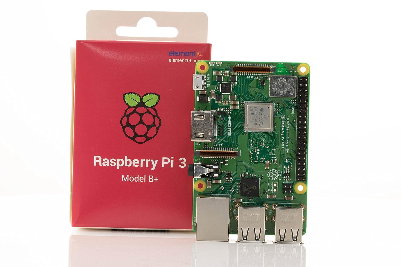 Raspberry Pi 3 Modelo B (B Plus) con Vilros Aluminio Disipador de ...