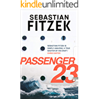 Passenger 23: dive in to a twisted and terrifying thriller (English Edition)