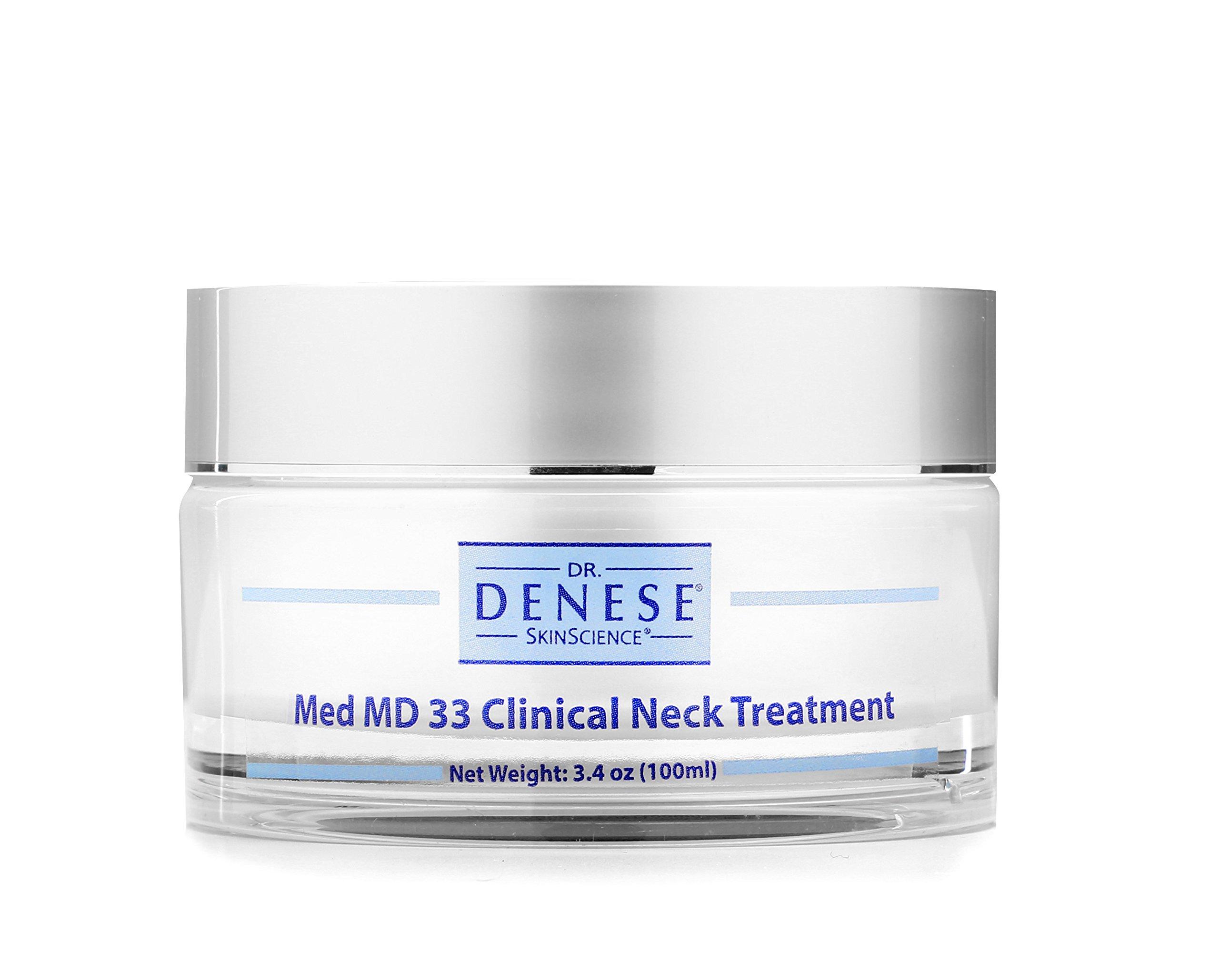 Dr. Denese Med MD 33 Clinical Neck Treatment (3.4 OZ)