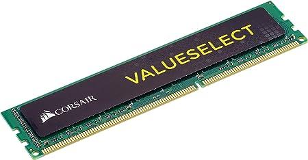 Corsair Cmv8gx3m1a1600c11 Value Select 8gb Ddr3 1600 Computers Accessories