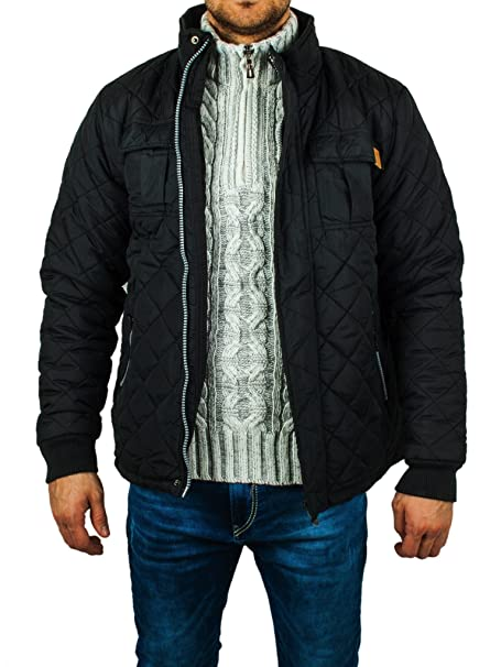 Ebound Denim Industries - Chaqueta - Vendimia - para Hombre ...