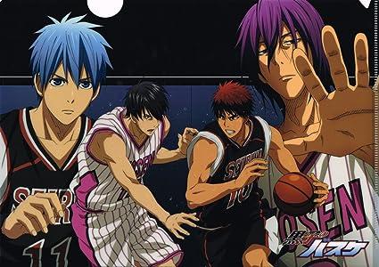 Amazon com: Kuroko's Basketball Clear File (japan import
