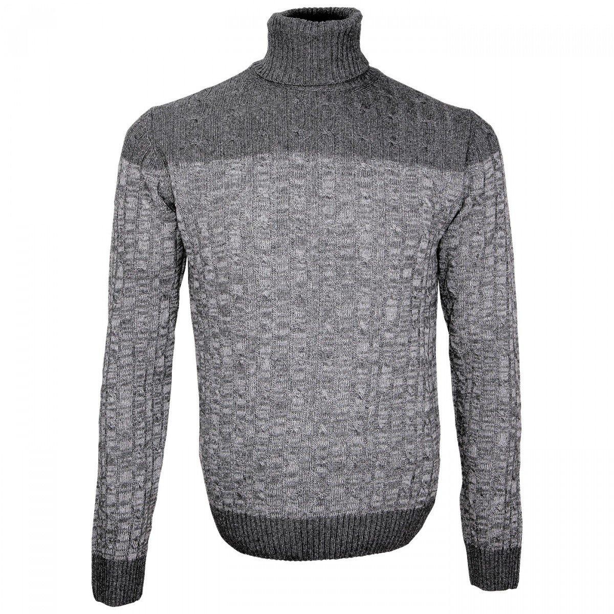 Laine Vêtements Gris Cachemire Et Emporio M Balzani amp; Accessoires Perugia Pull Taille qpzxIfwT