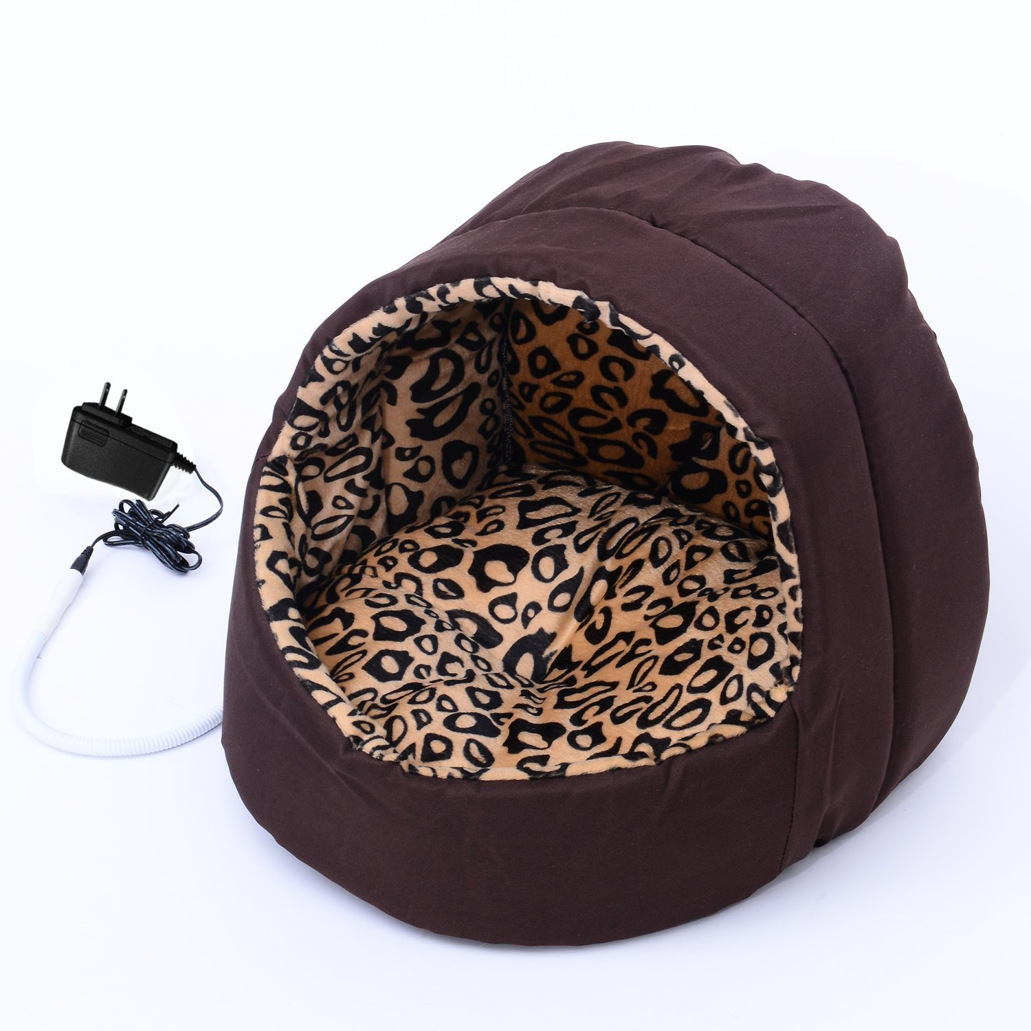 image petco and comfortable beds of walmart hot dog heated bed decor pleasant home