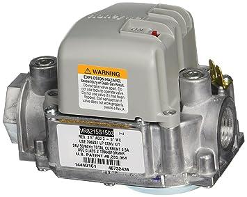 Honeywell vr8215s1503 1-stage directa válvula de gas de encendido