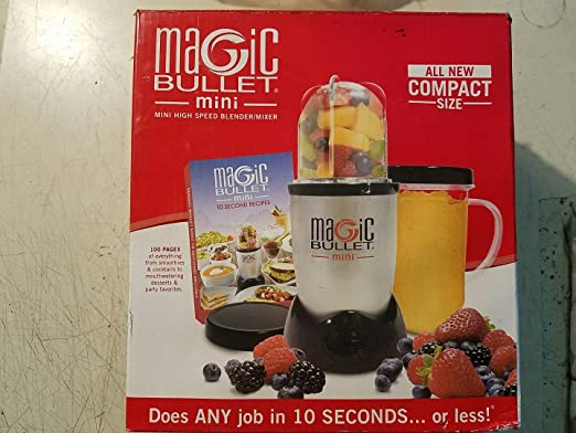 Magic Bullet Mini, High Speed Blender and Mixer