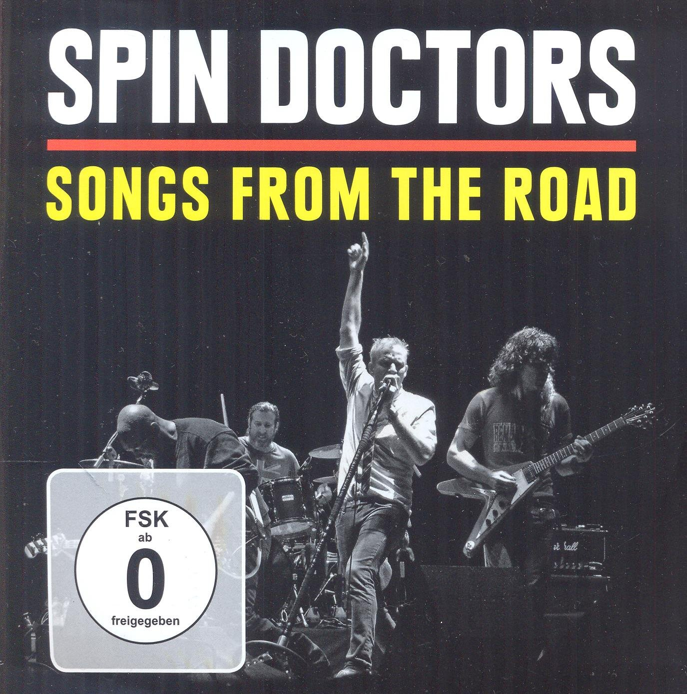 CD : Spin Doctors - Songs From The Road (With DVD, Slim Pack, 2PC)
