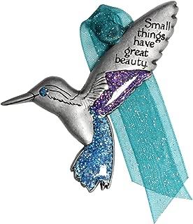 product image for Gloria Duchin Hummingbird Christmas Ornament, Multicolor