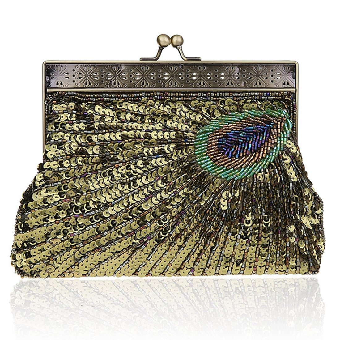 SSMK Evening Bag, Damen Clutch evening clutch