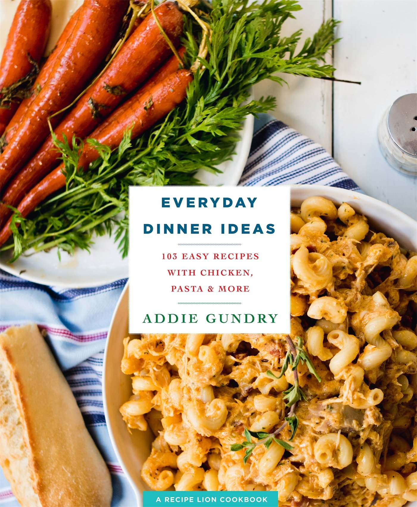 Trend Cookbook Dinner Ideas