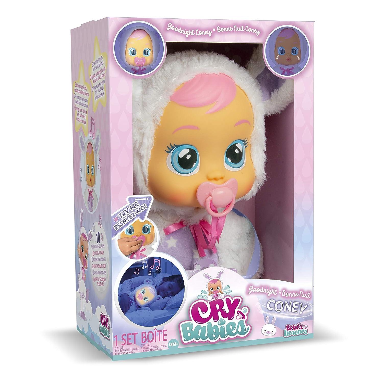 IMC Toys 93140IM Beb/és Llorones Buenas Noches Coney