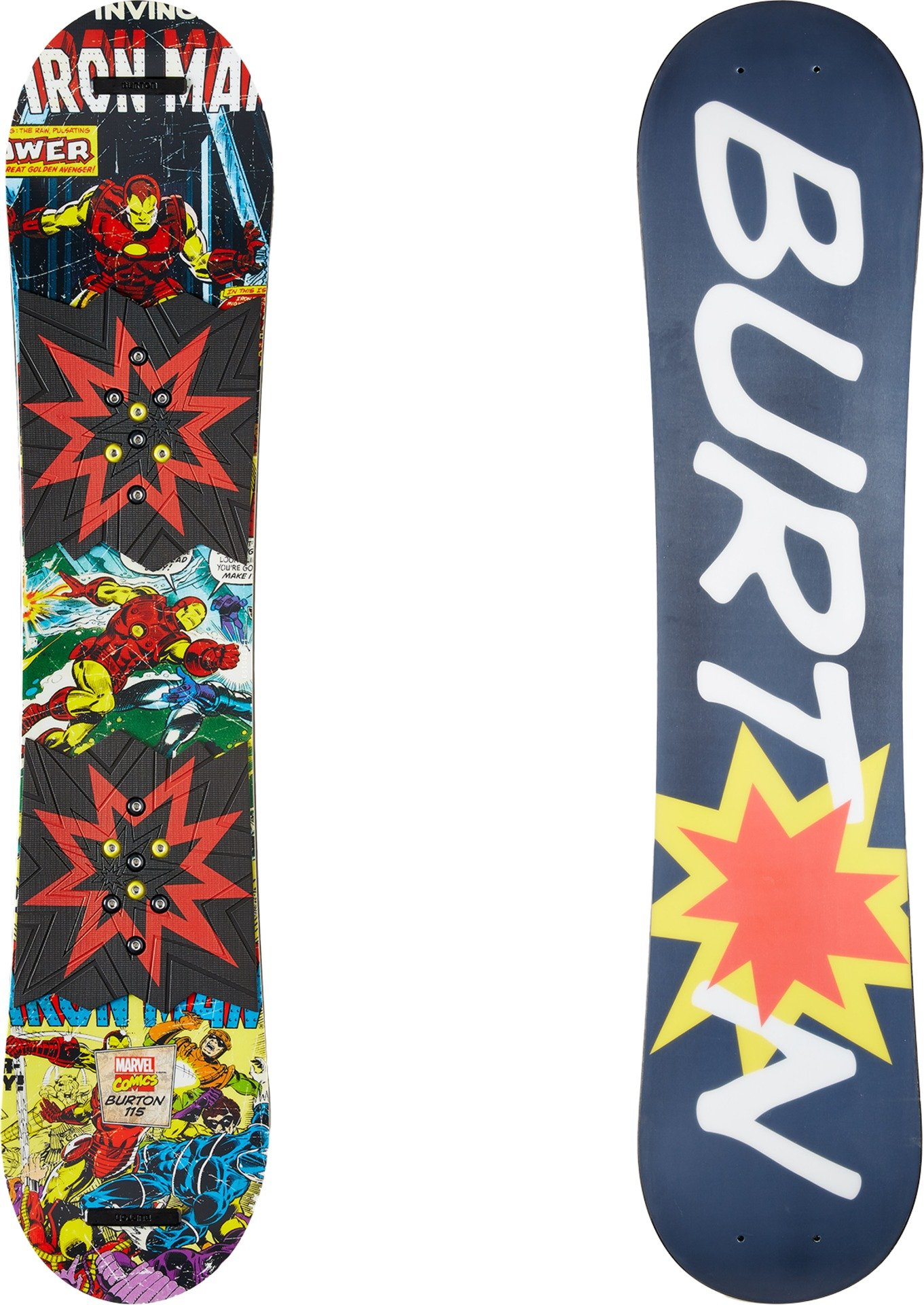 Burton Kids Unisex Chopper LTD Marvel '16 115 Multi 115