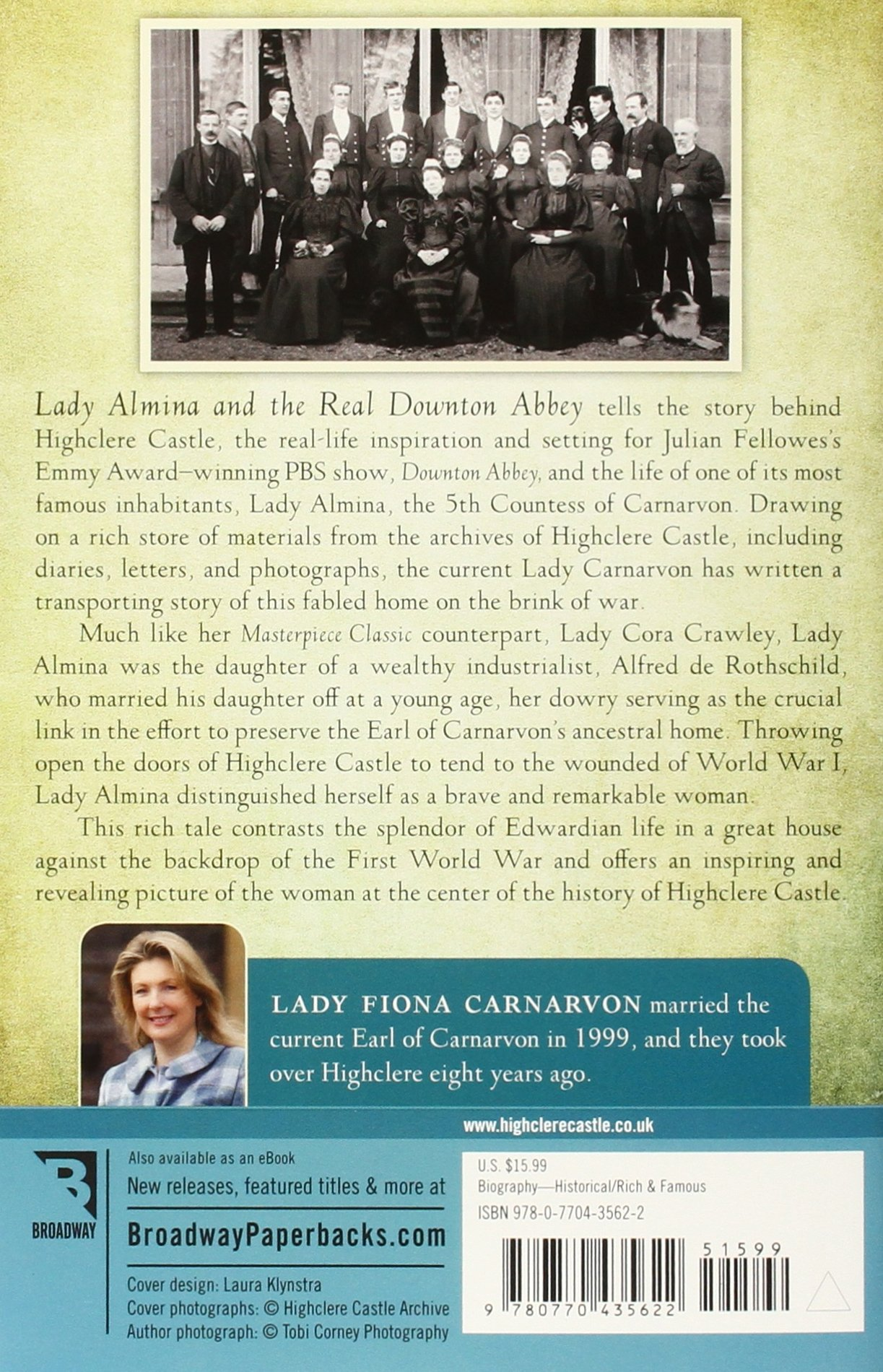 Lady almina and the real downton abbey the lost legacy of highclere lady almina and the real downton abbey the lost legacy of highclere castle countess of fiona carnarvon 8580001045177 amazon books fandeluxe Image collections