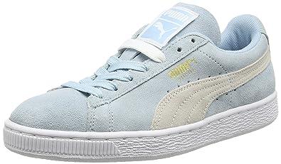 2496c932c4d Puma Classic - Zapatillas de Deporte Mujer  Amazon.es  Zapatos y  complementos