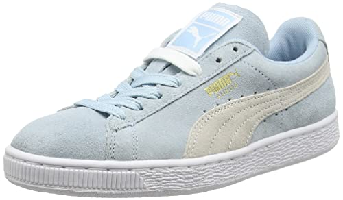 Puma - R698 Athletic - Sneakers Uomo, Azul - Blau (Cool Blue-White 34), 36