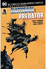 DC Comics/Dark Horse: Batman vs. Predator Kindle Edition