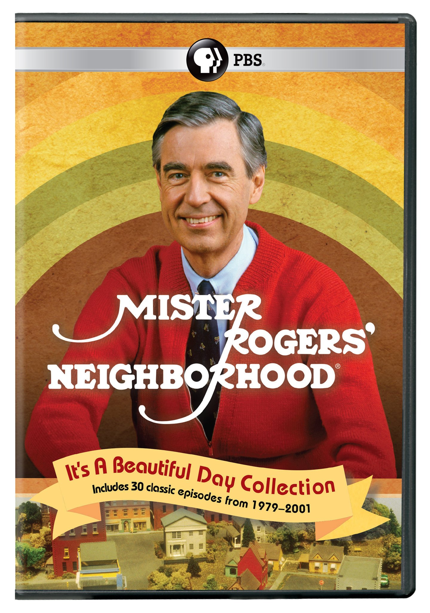 DVD : Mister Rogers' Neighborhood: It's A Beautiful Day Collection (Boxed Set, 4PC)